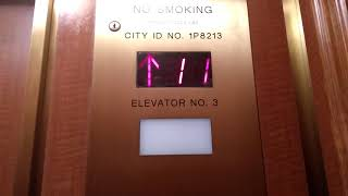 Schindler Traction Elevator @ Towne House (1-14)