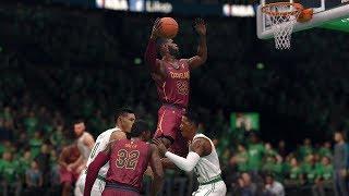 NBA LIVE 2018 Playoffs Cleveland Cavaliers vs Boston Celtics Full Game 5 NBA Finals NBA LIVE 18