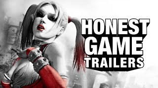BATMAN: ARKHAM CITY (Honest Game Trailers)