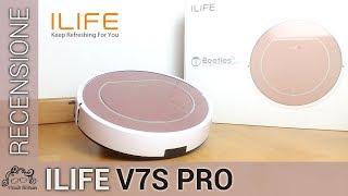 ILife V7S PRO - Il robot che aspira e lava! 2 in 1 a 132€ 😱!!! COUPON in descrizione!