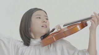 【日本CM】黑島結菜當書道家小提琴家攝影師和草泥馬共演