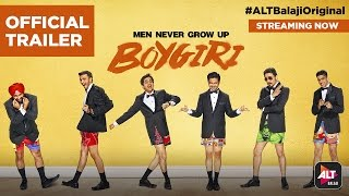 Boygiri | Streaming Now | #ALTBalajiOriginal | Amey, Divyang, Ajeet, Chaitnya, Adhaar, Mantra