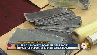 'Black Money' scam in the Tri-State
