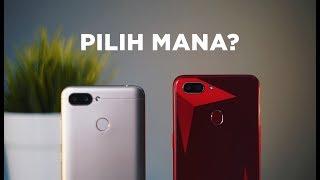 Realme 2 vs Xiaomi Redmi 6 - Pilih Mana?
