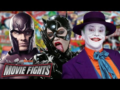 What Superhero Movie Performance Deserves an Oscar MOVIE FIGHTS