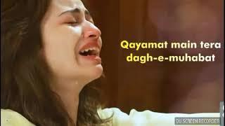 Khani pakistani drama song 2018
