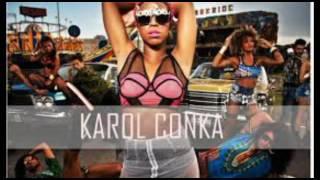 Karol Conka Tombei (música Pedido pelo  Inscrito #1)