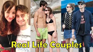 Real Life Couples of Harry Potter