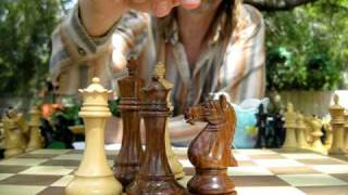 Staunton Chess Set Designs - the International Tournament Standard