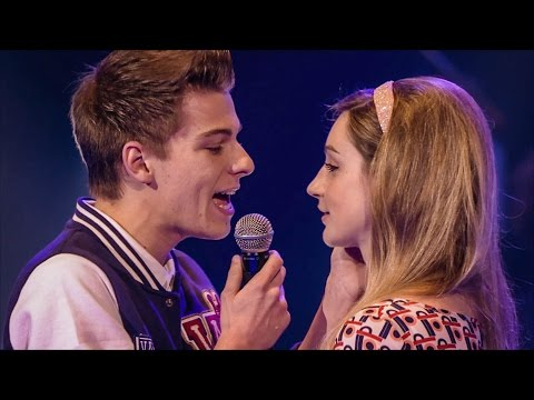 Sepp vs Shauni - 'Marvin Gaye' | The Battles | The Voice van Vlaanderen | VTM