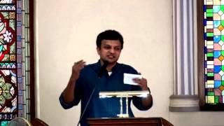 Youth Sunday Message - 10 Apr 2016 - Mr Joshua Madan Samuel