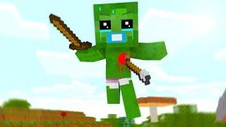 Baby Zombie Life 2 - Craftronix Minecraft Animation