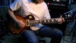 RINTON LP HANDMADE GUITAR CLEAN SOUND