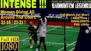 PV Sindhu INTENSE MATCH 2017 vs Saena Kawakami |BWF Yonex Badminton INDIA OPEN,World SS Championship