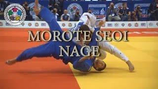 Morote Seoi Nage compilation - 柔道