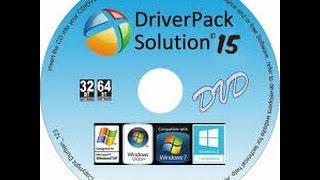 كيفيه استخدام عملاق التعريفات DriverPack Solution 15.8 Final و حل جميع مشكلات التعريفات 2015