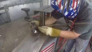 Metal Bender - tubing - flat bar stock - Metalwork Monday 6 (similar to swag offroad)