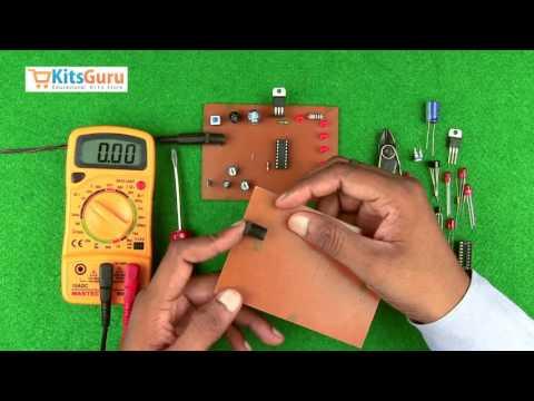 Electronic Temperature Indicator by KitsGuru.com | LGKT120