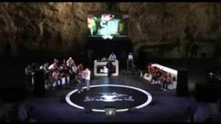 JANDJ VS BROCK BATALLA DE GALLOS 2008 FINAL NACIONAL ESPAÑOLA (OCTAVOS)  (OFICIAL)