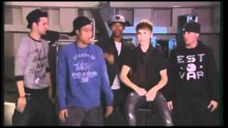 Justin Bieber may 2011-Americas best dance crew