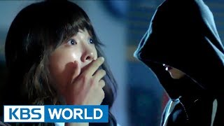 [1Click Scene] Kim Sejeong, to a mysterious man,