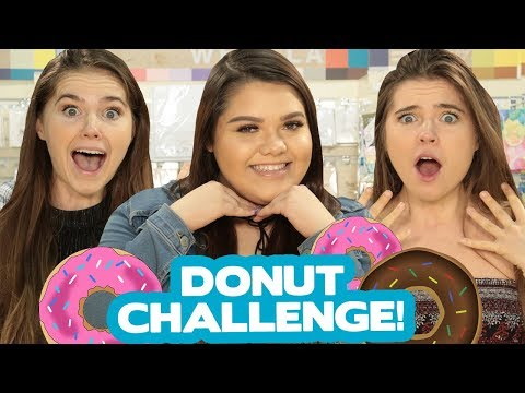 Xxx Mp4 DIY DONUT DECOR CHALLENGE W Karina Garcia Nina Randa 3gp Sex