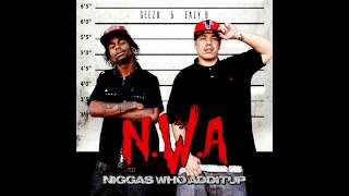GeezO And Eazy B - Dont Trust These Hoes (N.W.A. Mixtape)