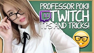 HOW TO GET A MILLION FOLLOWERS ON TWITCH - Tips & Tricks for Streaming!