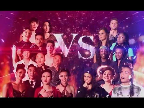 watch Super Dancer Born Tonight - USA vs China (So You Think You Can Dance)