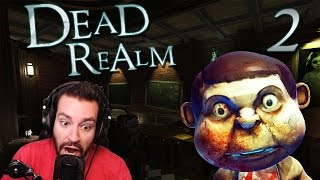 Tricky Invisible Baby! (Dead Realm #2)