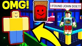 FINDING JOHN DOE ON MARCH 18TH! (He Hacked My ROBLOX Account!)