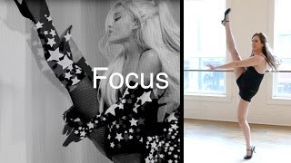 Ariana Grande's FOCUS – Dance Tutorial (to official music video)