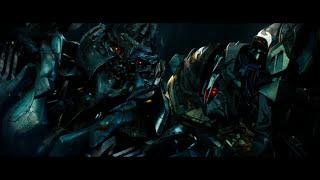 Трансформеры: Мегатрон и Старскрим{Russian Fandub}
