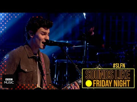 Download Shawn Mendes - In My Blood (on Sounds Like Friday Night) free