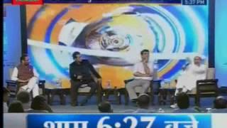 News24 Conclave: Mukhtar Abbas Naqvi || R. P. N. Singh || Mulana Mahmood Madani  || Pt.2