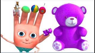 Toys Finger Family | VeeJee Surprise Eggs Finger Family Series | Finger Family Collection