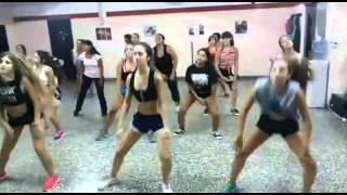 Cumbieton!! STEPHY GYM DANCE!