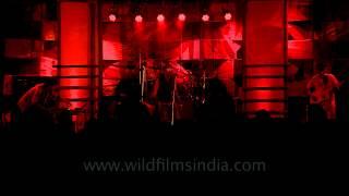 Gandu Circus- 'Identity' :Madness live at Ziro