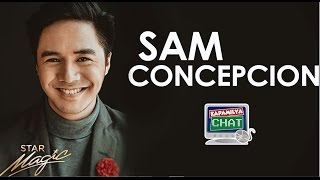 Kapamilya Chat with Sam Concepcion for his new album