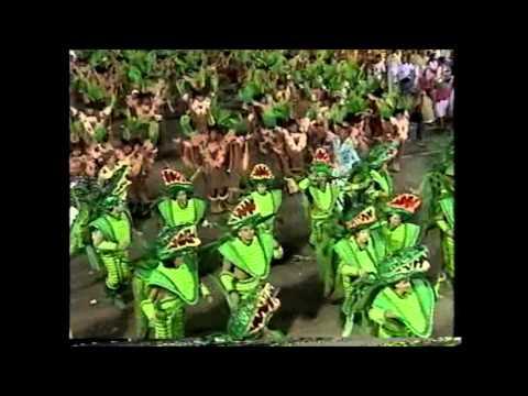 Mocidade Carnaval 1999 Desfile Completo