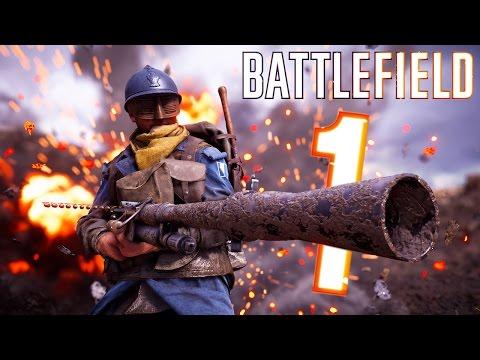 Battlefield 1 EPIC Moments 11