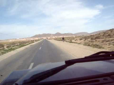 Bouizakarn em direcção a Tiznit