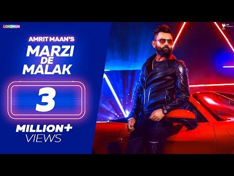 AMRIT MAAN - Marzi De Malak ( Full Video ) | Aate Di Chidi | Latest Punjabi Songs 2018