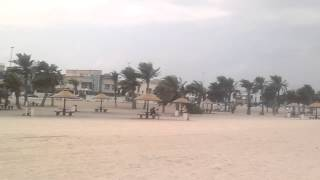 Sharjah Ajman Beach U.A.E