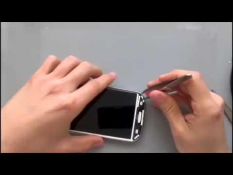 Samsung Galaxy S3 Ekran Camı Değiştirme Nasıl Yapılır?
