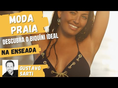 Programa do Gugu Super Praia da Moda na Enseada Guarujá