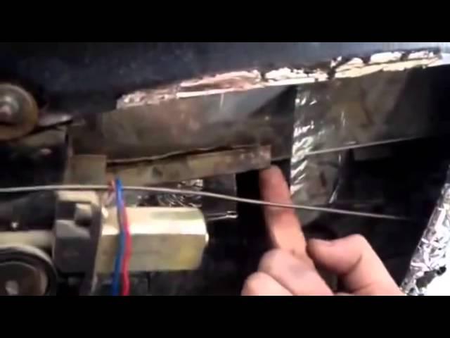 Как сделать двойное остекление своими руками видео