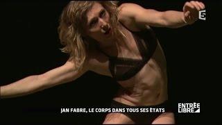 Le chorégraphe controversé Jan Fabre - Entrée libre