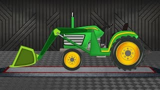 Loader | Formation And Uses | Car Cartoons | Videos For Children