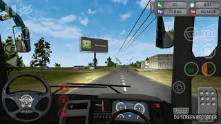 DHAM REJINI HORN  in BUS SIMULATOR INDONESIAN